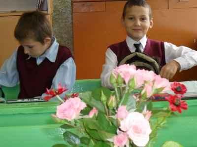 Гриша и Даниил